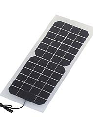 10w 12v monokristallinem Solarpanel mit DC-Ladekabel für 12V-Batterie (swr1012d)