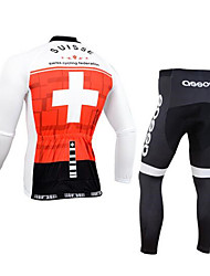 Clothing Sets/Suits BikeBreathable / Quick Dry / Ultraviolet Resistant / Wearable / Anti-skidding/Non-Skid/Antiskid / Sweat-wicking /