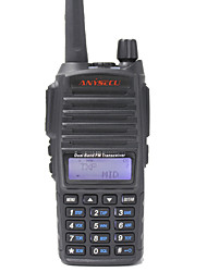 Anysecu UV-82HP 8W High Power Dual Band VHF136-174MHz UHF400-520MHz Handheld Radio
