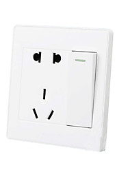 86sockets, interruttori (un set di due)