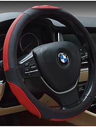 volante de couro tampa da roda do meio ambiente não-tóxico e não irritante deslizamento odor resistentes se sentir confortável