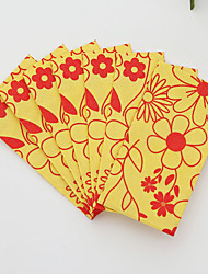 100% virgin pulp 50pcs Autumn Wedding Napkins