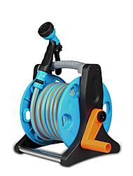 válvula de esguicho definir mangueira de água canhões de água quadro de carro doméstico definir mangueira de armazenamento pipe rack