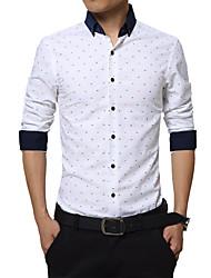 Men's fashion coat Qiu dong long sleeve shirt trend the new shirt render unlined upper garment SY-1365