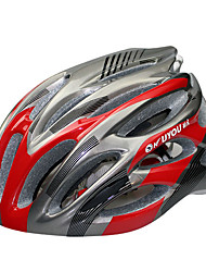 Unisex Sports Bike helmet 28 Vents Cycling Cycling / Skate One Size PC / EPS