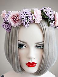 Fabric Headpiece-Wedding Wreaths 1 Piece