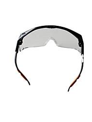пылевые очки (100110 черные прозрачные кадр antifoglens)