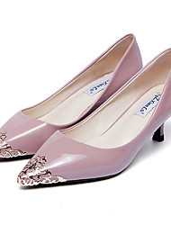 Women's Heels Spring / Fall Heels Leatherette Party & Evening / Dress Low Heel Sparkling Glitter Others1