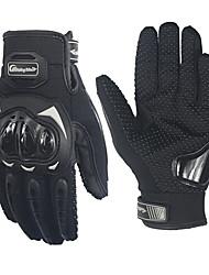 Reiten Stamm professionelle rutschfest volle Fingermotorradrennen Handschuhe mcs-17