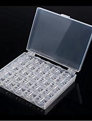 Family Sewing Machine Part & Accessory Plastic Transparent 1 Box