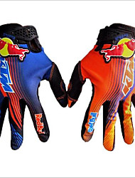 KTM Red Bull Off Road Gloves Motorcycle Gloves Bicycle Gloves Air Permeability Non Slip Outdoor Sports Gloves