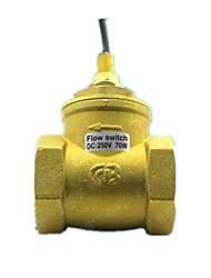 principe reed pour interrupteur de débit système de commutateur de débit de commutation de flapper de cuivre d'écoulement d'eau
