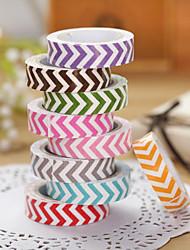 Wedding 1pc Colorful Masking tape