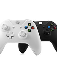 Wireless controller gamepad for XBOX ONE/PC with Charging Cable (Black/White)