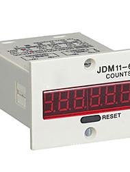 jdm11-6h электромагнитный счетчик Резюме