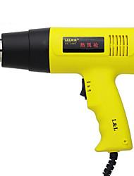 Yellow Hot Air Gun 1500W Hot Air (LL40043)