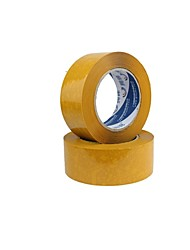 Beige Beige Tape Sealing Tape Sealing Adhesive Tape Applied Sticky Tape Industrial (2 Vols A)