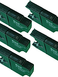 mfc-j430w impressora cartuchos lc450bk / c / m / y (um parque de 5 bk)