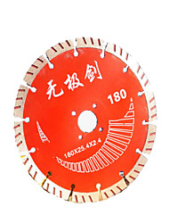 Diamond Saw Blade,Model: 180x25.4x2.4mm