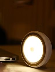 1pc geführt Körper Schrank Nachttischlampe Nachtlicht Induktion Originalität