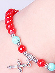 Women's Slim Strand Bracelets Random Color