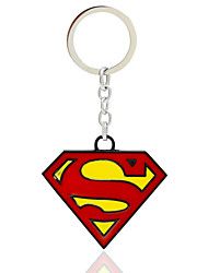 Zinc Alloy Keychain Favors-1 Piece/Set Keychains Fairytale Theme Non-personalised Red