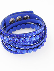 Wrap Bracelets 1pc, Bracelet Fashionable Circle 514 Alloy Jewellery