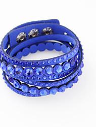 Wrap Bracelets 1pc, Bracelet Fashionable Circle 514 Alloy Jewellery