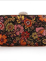 Women Polyester Casual Clutch