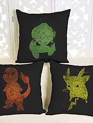 Pocket Little Monster  Pokemon Pillowcase  Home Decor Pillow Cover