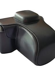 EPL5 油皮相机包 Camera Case For Olympus EPL5 Mini DSLR Camera(Black/Brown/Coffee)