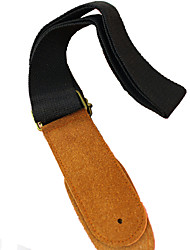 Professional Straps High Class Guitar New Instrument Leather / Nylon Musical Instrument Accessories Black