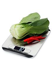 balança eletrônica portátil para cozinha (gama de pesagem: 5 kg-1 g)