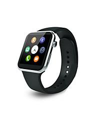 533mah mtk2502c Bluetooth 4.0 смарт-часы (сапфировое стекло, шагомер, частоту сердечных сокращений, водонепроницаемый, анти-потерянный)