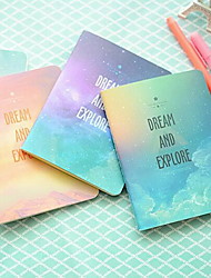 Diary Notebook Thin Soft Copy To Practice