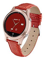 Hombre / Mujer Reloj Smart DigitalPantalla Táctil / Mando a Distancia / Calendario / alarma / Cronómetro / Podómetro / Monitores para