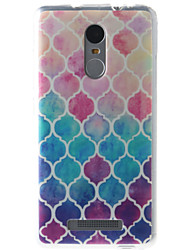 palette Painting Pattern TPU Soft Case for Xiaomi Redmi Note 3