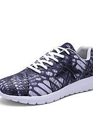 Men's Sneakers Casual/Travel/Running Microfiber Walking Fashion Shoes