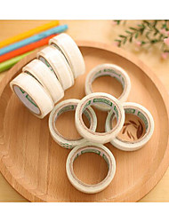 DIY Decorative Adhesive Tape Cute Little Fresh And Transparent Lace Creative Tape