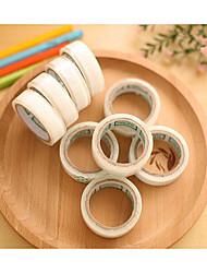 поделки декоративные клейкая лента мило мало свежей и прозрачной кружева творческой ленты