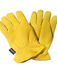 Full Finger Leather Motorcycles Gloves