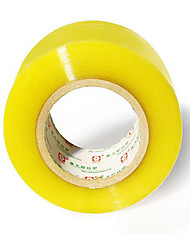 uw bande d'étanchéité transparent bande 4.8cm * 2.5cm bopp de bande peut être personnalisé avec le fournisseur d'électricité taobao dédié
