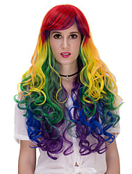 Color long hair wig.WIG LOLITA, Halloween Wig, color wig, fashion wig, natural wig, COSPLAY wig.