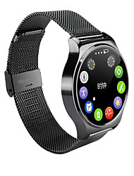 "ORDRO® B1 Full Screen 1.3"" IPS Smart Watch Stainless Steel Watch band Heart Rate Monitor Sleep Monitor Remote Photograph"