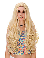 Pale golden long hair wig.WIG LOLITA, Halloween Wig, color wig, fashion wig, natural wig, COSPLAY wig.