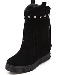 Women's Heels Spring / Summer / Winter HMicrofibre /tegory  Materials OccaSeasonPerformance Upper Type AccenUppe Season