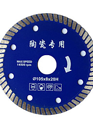Thin Diamond Saw Vitrified Ceramic Stone Marble Tile Cutting Disc Pressing Corrugated Sheet