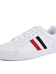 Men's Breathable Skateboarding Shoes in Casual Style Men's Fashion Flats for Sports