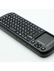 2.4G Mini Multilingual Wireless Bluetooth Keyboards