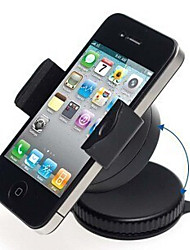 Dual 360 Degree Rotation Car Mobile Phone Rack Mobile Phone Seat Can Be Adjusted